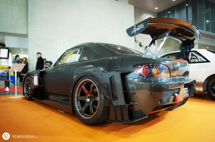BRP x J's Racing S2000 RC