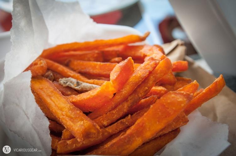 Sweet Potato Fries.