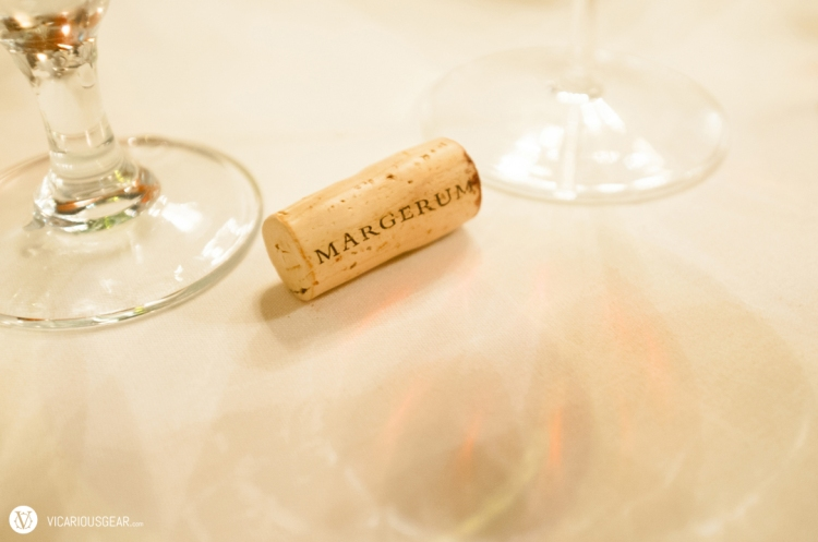 Margerum M5. A Chateauneuf-du-Pape red blend. If you love Rhones, give this nicely priced bottle a try.