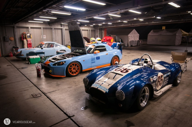 The Baby Cobra in the foreground was one of my favorite cars at the event.