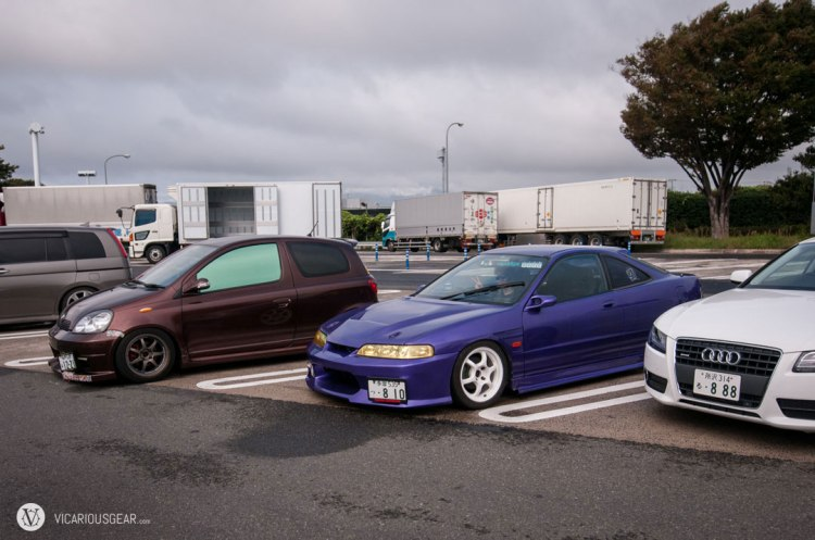 Nice and clean purple integra