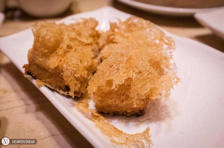 Taro Dumplings (芋頭角 /  Wu Gok)