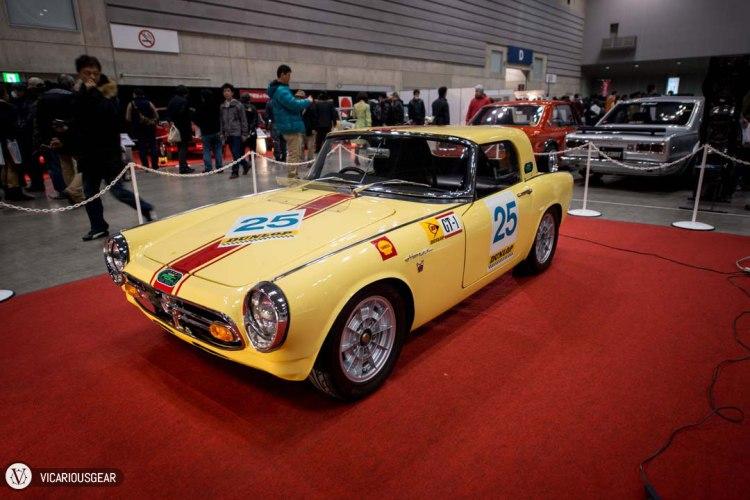 S600 GT-1 Race Car.