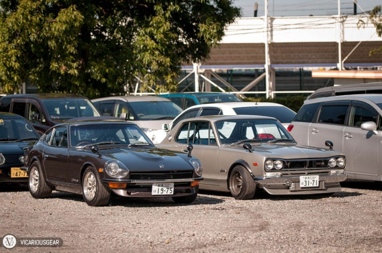 I definitely need to acquire an S30Z to go along with the Hakosuka at some point.