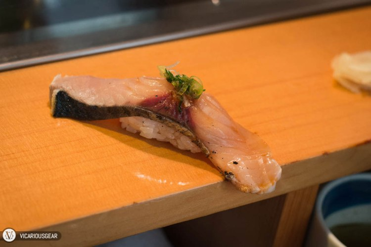 Spanish Mackerel (Sawara)