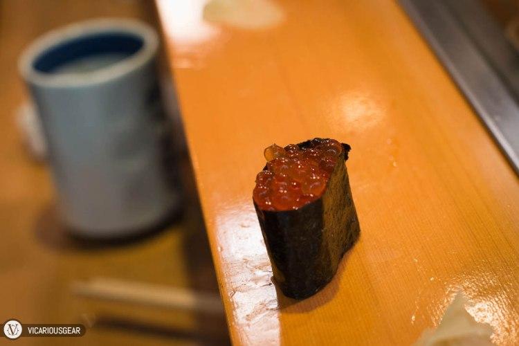 Salmon Roe (Ikura).